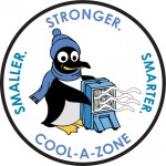 Cool-A-Zone Penguin Stamp